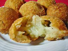 Vegamet - Ativismo Vegetariano: Bolinhas de Mandiokejo