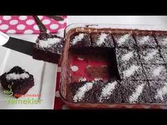 Islak Kek ( Browni ) Tarifi - YouTube