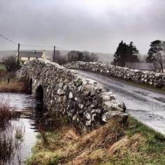 The Quiet Man Bridge Connemara, Galway
