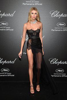 Jasmine Tookes | Sexiest Dresses at Cannes Film Festival 2018 | POPSUGAR Fashion Photo 2