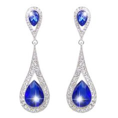 colorful art deco earrings - Google Search
