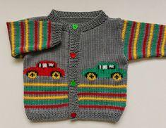 Jacken - Strickjacke für Babys - ein Designerstück von Nittingliz bei DaWanda