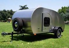 Mini Living The Best Small Trailers Trailer Valet California Teardroptrailer