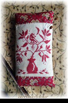 Blackbird Designs....Carolina Stitcher Finish