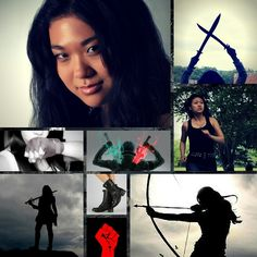 "Character aesthetics for Aurelia ""the Firedragon"" Sun High Fantasy, Summer 2014, Battle, Aesthetics, Polaroid Film, Teen, Character, Lettering"