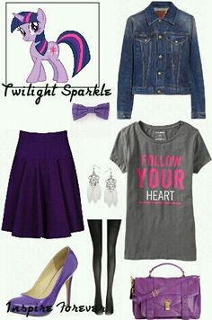 Inspire forever: Twilight; mlp collection