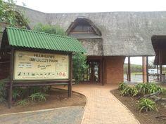 Hluhluwe in Hluhluwe, KwaZulu-Natal