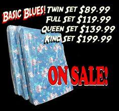 Basic Blues Price List