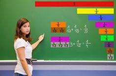 Ułamki magnetyczne - stworzone do aktywnych ćwiczeń z uczniami.   Wizualizacja w nauce liczenia w ramach rzeczywistych proporcji. Produkt nagrodzony uznaniem Nauczycieli.  Aby uczeń zrozumiał istotę podziału wyrażoną w postaci ułamkowej. Dla wzrokowców ze zróżnicowanym akcentem kolorystycznym. Forma przyjazna nauczycielowi poprzez pełną integrację zestawu z tablicami szkolnymi.