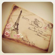 """Pop-A-Razzi"" - Paris Cake"
