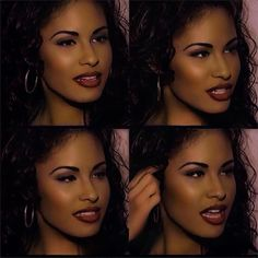 301 Likes, 4 Comments - Selena Quintanilla Selena Quintanilla Perez, Selena Pictures, Selena And Chris, Beauty Makeup, Hair Beauty, 90s Makeup, Thing 1, Pretty People, Role Models