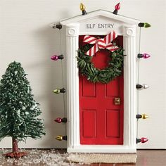Miniature Elf Door - Time Your Gift