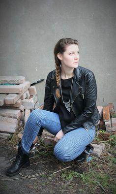 Michael Kors (4) (Jeans) | Mlle Frivole Michael Kors, Skinny, Jeans, Punk, Boutique, Style, Fashion, Drop Waist, Pattern
