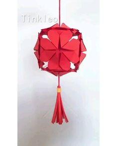 New Year's Crafts, Paper Crafts Origami, Diy Crafts Hacks, Diy Crafts For Gifts, Paper Crafts For Kids, Handmade Crafts, Diy For Kids, Fun Crafts, New Year Diy
