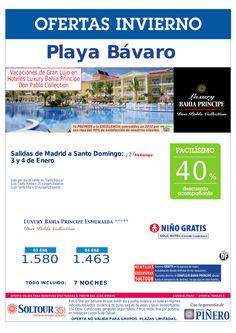 40% Luxury Bahía Príncipe Ambar/Esmeralda (Vuelo a Santo Domingo) salidas desde Madrid ultimo minuto - http://zocotours.com/40-luxury-bahia-principe-ambaresmeralda-vuelo-a-santo-domingo-salidas-desde-madrid-ultimo-minuto/