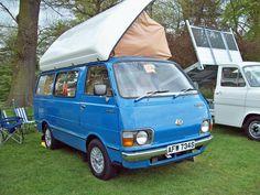 139 Toyota Hiace Camper (1978) | by robertknight16