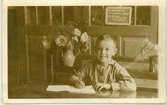 schoolfoto Johan Wijnen