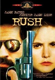 Jennifer Jason Leigh - Poster of the Movie Rush (1991)