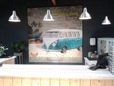 Photo wallpaper / Foto behang Lef - BN Wallcoverings