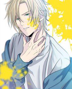 Hot Anime he's from Banana Fish Hot Anime Boy, Anime Guys, Manga Anime, Card Captor, Bishounen, Animation, Fish Art, Me Me Me Anime, Anime Characters