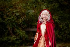 little red riding hood | Styled children session | Child photographer | Jacksonville, NC www.NikkieJeanPhotography.com