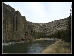 Crooked River, Oregon.  My favorite camping place in the world.