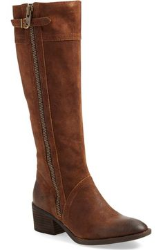 Børn 'Poly' Riding Boot (Women) (Regular & Wide Calf) available at #Nordstrom