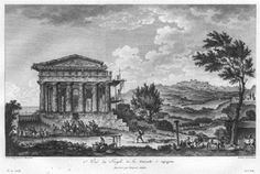 Saint-Non, Voyage pittoresque ou description des royaumes de Naples et de Sicilie, 1786