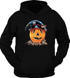 Halloween Friends Dressed Pumpkin Hoodie