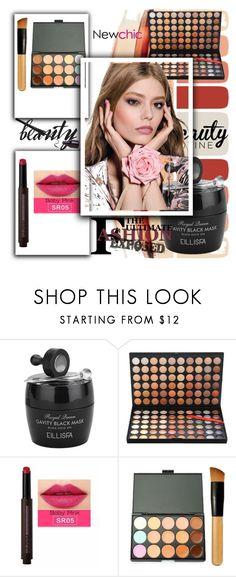 """NEWCHIC 27"" by jasmine-monro ❤ liked on Polyvore featuring beauty and Seed Design"