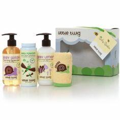 Little Twig Baby Basics Gift Set #baby #gift