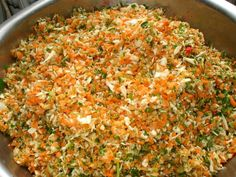 DSCF9223 Snack Recipes, Snacks, Fried Rice, Grains, Ethnic Recipes, Food, Canning, Tapas Food, Appetizer Recipes