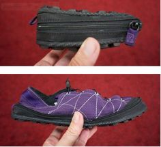 Timberland Radler - Interesting travel shoe.
