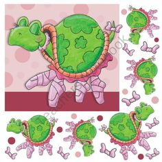 Ballet Turtle Part 1 product from FUN4U on TeachersNotebook.com
