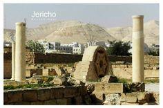Jericho, Palestine.