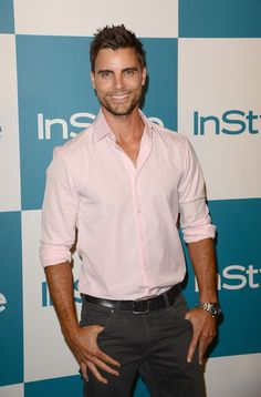 Colin Egglesfield. Would make a great Mr. Grey