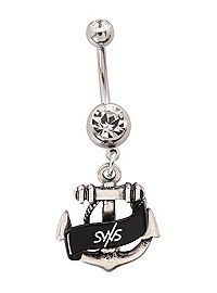 With Belly Button Sirens Ring Sleeping sure you can