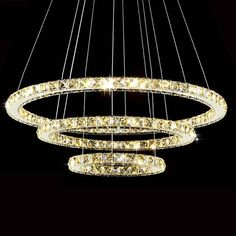 Quality ring flash directly from China ring rib Suppliers: Modern LED Diamond Ring Chandeliers Chrome Mirror Finish Stainless Steel Room Hanging Lamp LED Chandelier Lustres