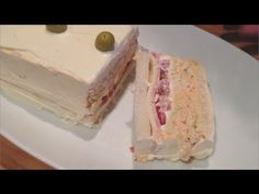 Pastel de verano Appetizer Dips, Appetizer Recipes, Sandwich Bar, Cheesecake, Wrap Sandwiches, Tapas, Mexican Food Recipes, Food To Make, The Best