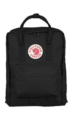 Fjallraven Kånken Classic Backpack Black - Fjallraven