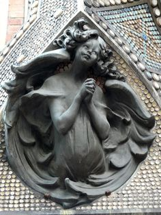 ROCHE, Pierre (1855-1922) - Ange