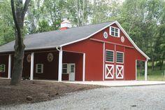 Pole Buildings | Installed Pole Buildings - Pennsylvania Pole Barns
