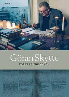 Omslagsbild, Förklaringsboken, Göran Skytte