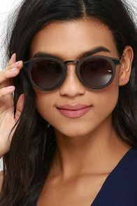 Enjoy the desert sunset like never before in the Woodzee Joshua Tree Ebony Wood Black Sunglasses! Luxe, ebony wood frames have black metal detailing at the temple and arms. Mirrored grey lenses and stainless steel hinges. Black bridge. UV 400. Microfiber pouch included. Designed in California. #CuteDresses #TrendyTops, #FashionShoes #JuniorsClothing