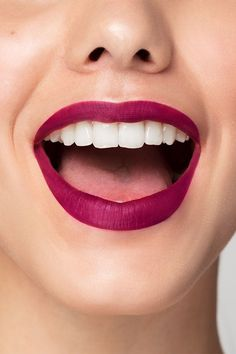 Some of the greatest matte lipstick brands out there – My hair and beauty Perfect Teeth, Perfect Smile, Matte Lipstick Brands, Liquid Lipstick, Matte Lipsticks, Charcoal Teeth Whitening, Natural Teeth Whitening, Colour Pop, Colourpop Blotted Lip
