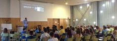 Charla sobre telefonía y comunicaciones móviles en IES Cap de Llevant de Menorca