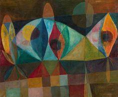 Öl auf Leinwand; gerahmt 46 x 56 cm Schätzpreis: 20000 - 40000 € Modern Art, Contemporary Art, Carinthia, Private Property, Oil On Canvas, Art Nouveau, 1950s, Auction, Antiques