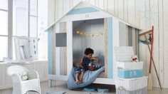 Best Chambre Enfant Images On Pinterest Baby Room Girls Baby - Lit cabane petit garcon