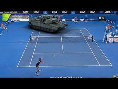 Djokovic vs Tank