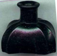 Image from http://www.antiquebottles.com/ink/BreadloafInk.jpg.